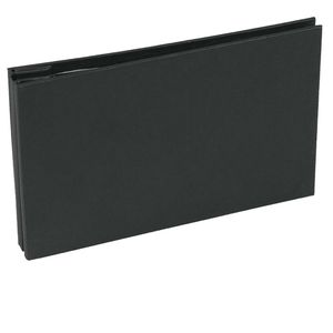 Uni Special Mini Traditional Black Book Style Photo Album - 36 Black Sides