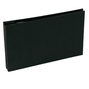 Uni Special Mini Traditional Blue Book Style Photo Album with 36 Black Sides