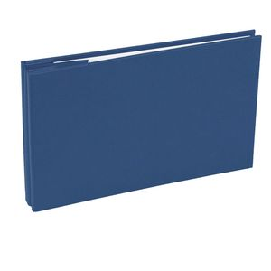 Uni Special Mini Traditional Blue Book Style Photo Album  - 36 Sides