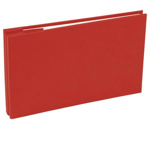Uni Special Mini Traditional Red Book Style Photo Album  - 36 Sides