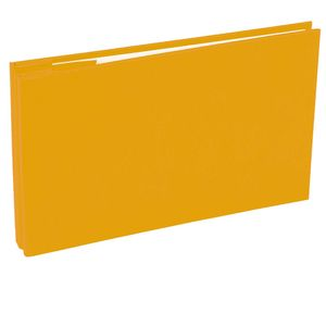 Uni Special Mini Traditional Yellow Book Style Photo Album  - 36 Sides