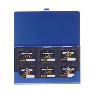 Dorr Safe Case for 3 XD Cards