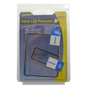 Dorr LCD Protector for Canon 50D-Twin