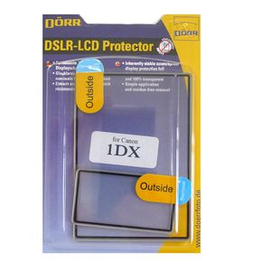 Dorr LCD Protector for Canon EOS 1DX