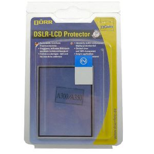 Dorr LCD Protector for Sony Alpha 300 and 350