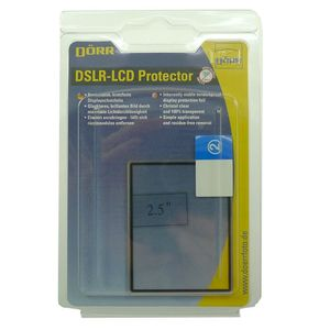 "Dorr LCD Protector for 2.5"" Display"