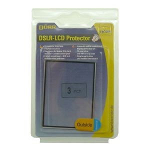 "Dorr LCD Protector for 3.0"" 3:3 LCD Screens"
