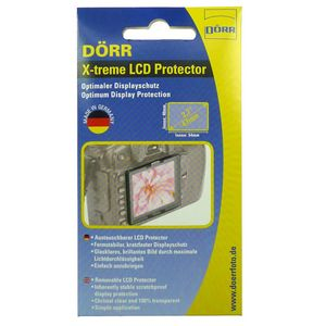 "Dorr X-Treme Protector for 2.7"" LCD Screens"