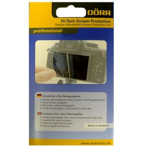 "Dorr HiTech LCD 3"" Anti Reflection Protection Foil for Canon EOS 1D Mark IV"