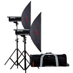 Multiblitz Profilite Plus 8 1600Ws Studio Flash Kit