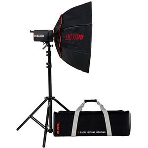 Multiblitz V6 LED Studio Lighting Starter Kit