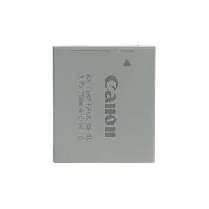Canon NB-4L Lithium Ion Battery