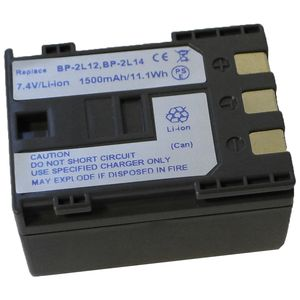 Dorr BP-2L14 Lithium Ion Canon Type Battery