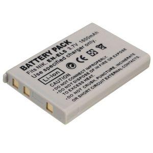 Dorr EN-EL5 Lithium Ion Nikon Type Rechargeable Camera Battery