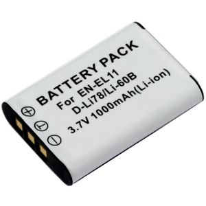 Dorr EN EL11 Lithium Ion Nikon Type Battery