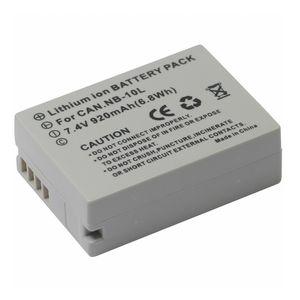 Dorr NB-10L Lithium Ion Canon Type Battery for SX40HS 125HS