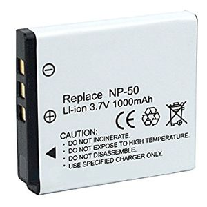 Dorr NP-50 Lithium Ion Casio Type Battery