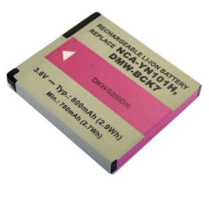 Dorr DMW-BCK7 Panasonic Li-Ion Type Battery