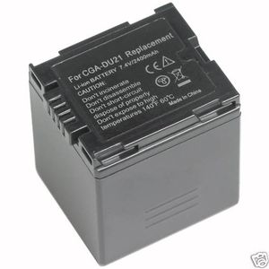 Dorr CGA-DU21 Lithium Ion Panasonic Type Battery