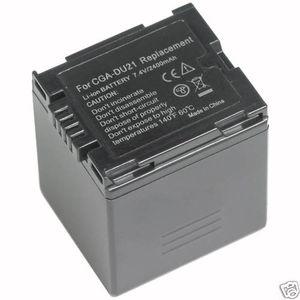 Dorr CGA-DU21 Lithium Ion Panasonic Type Battery