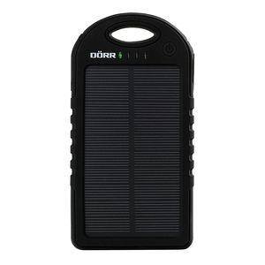 Dorr SC-5000 Solar Powerbank - Black