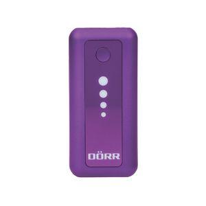 Dorr 4400mAh Purple Powerbank