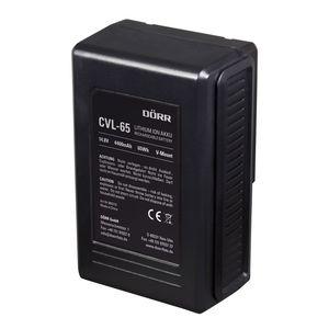 Dorr CVL-65 Compact V-Mount Li-Ion Battery