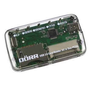 Dorr USB 2.0 Card Reader All in One PC220