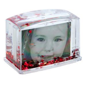 Dorr Waterframe With Red Hearts