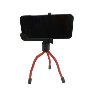 Tripod Mount Adapter Kit with Mini Tripod for iPhone 4 4S 5 5S