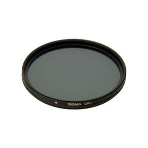 Sigma 52mm Circular Polarising EX DG Slim Filter
