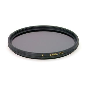 Sigma 55mm Circular Polarising EX DG Slim Filter