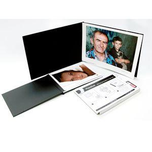Permajet Portfolio 230 Premium PhotoBook A4 - 10 Sheets