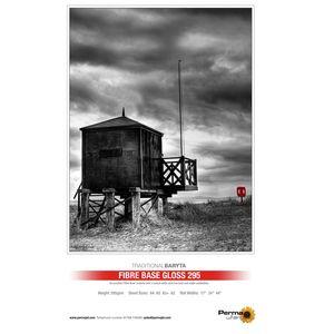 Permajet Fibre Base Gloss 295 Printing Paper A2 - 25 Sheets