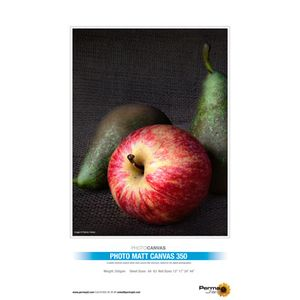 Permajet Jupiter Matt Canvas 350 Printing Paper A4 - 10 Sheets
