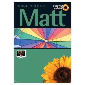 Permajet Double Sided Matt 250 Printing Paper A3 - 50 Sheets