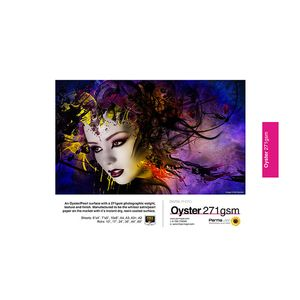 Permajet Oyster 271 Printing Paper A4 - 25 Sheets