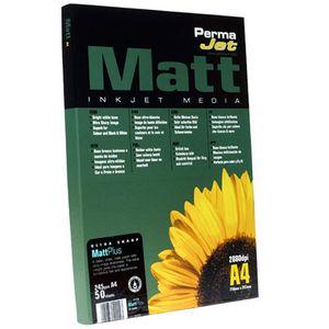 """Permajet Matt Plus 240 Roll Paper 13"""" - 10 Meters"""