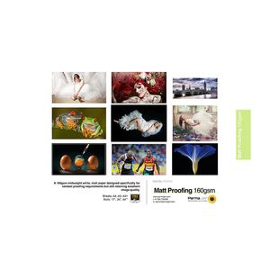 Permajet Matt Proofing 160 Printing Paper A3 - 75 Sheets