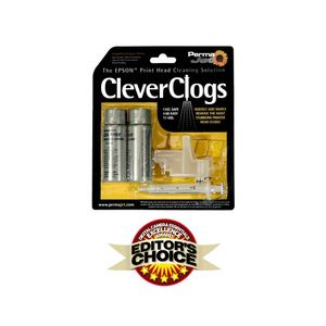 Permajet Clever Cloggs Print Head Cleaning 2x 60ml Kit