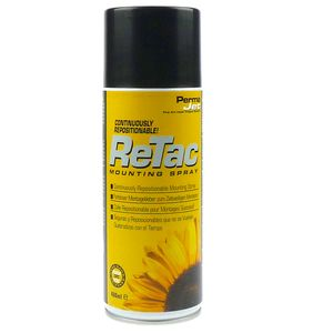 Permajet ReTac Mounting Spray 400ml