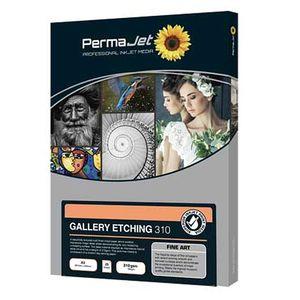 Permajet Gallery Etching Fine Art A4 Matt Paper 310gsm - 25 Sheets