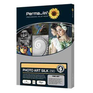 Permajet Photo Art Silk 290 Printing Paper A2 - 25 Sheets