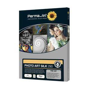"""Permajet Photo Art Silk 290 Printing Paper 44"""" - 15 Metres"""