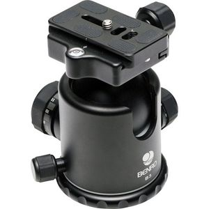 Benro B3 Dual Action Ball Head with PU 70 Quick Release Plate