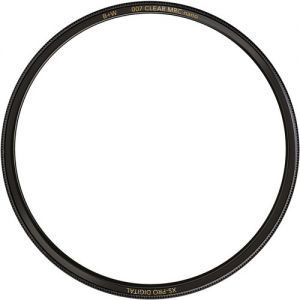 B+W 49mm Clear Glass Protection MRC XS-PRO NANO Mount BW Filter
