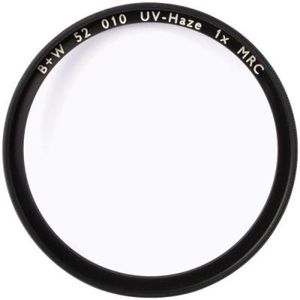 B+W 49mm UV/IR Cut MRC F-PRO Mount BW Filter