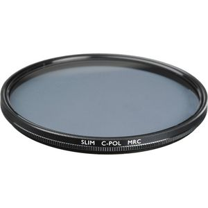 B+W 67mm Circular Polarizer MRC Slim F-PRO Mount BW Filter