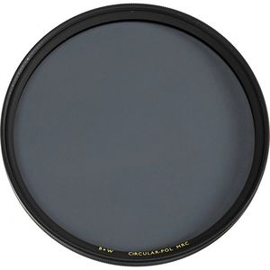 B+W 55mm Circular Polarizer MRC F-PRO Mount BW Filter