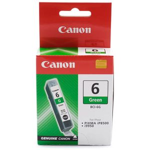 Canon BCI-6 Green Printer Ink Cartridge